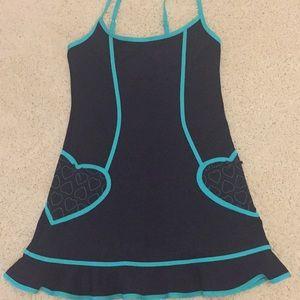 Betsey Johnson swimsuit coverup